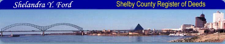 Shelby County, TN Register of Deeds