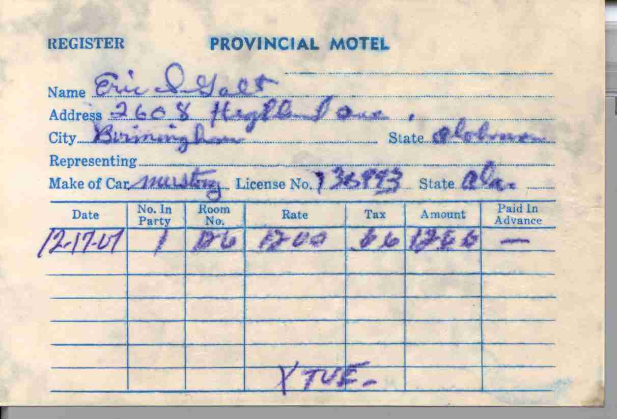 eric s galt provincial motel registration card.jpg