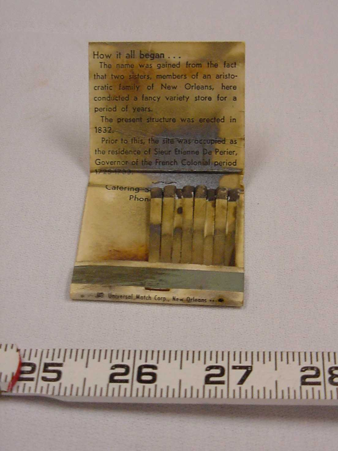 matchbook inside cover court of two sisters.jpg