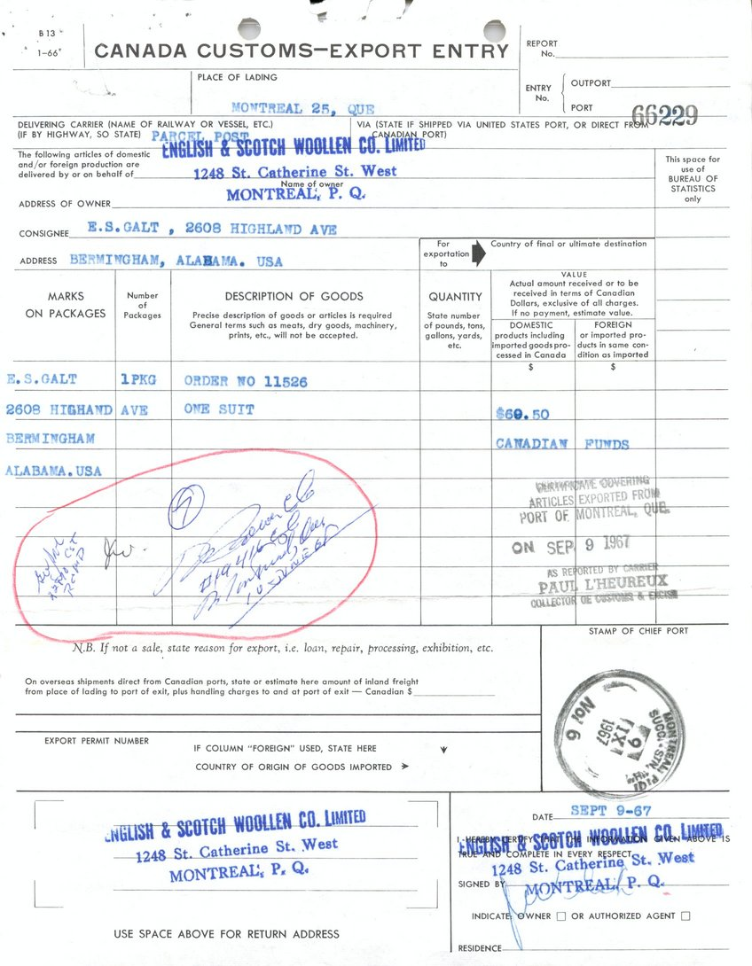 271967 Canada Suit Export Entry.jpg