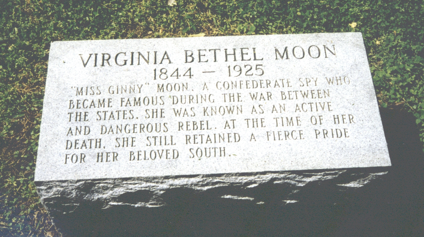 Virginia Bethel Moon