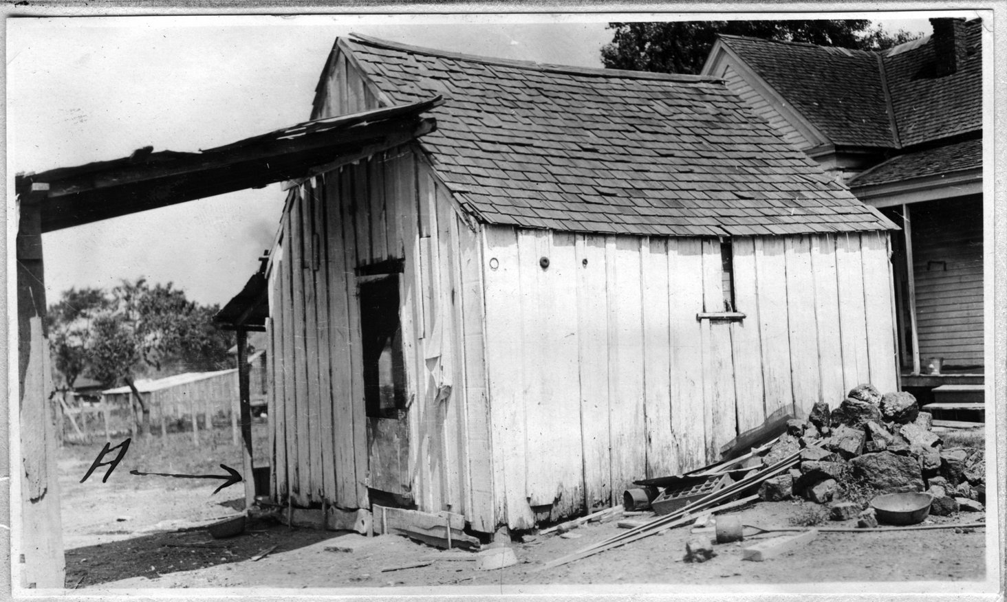 009~O. W. Meador Milk House Aug 1920.jpg