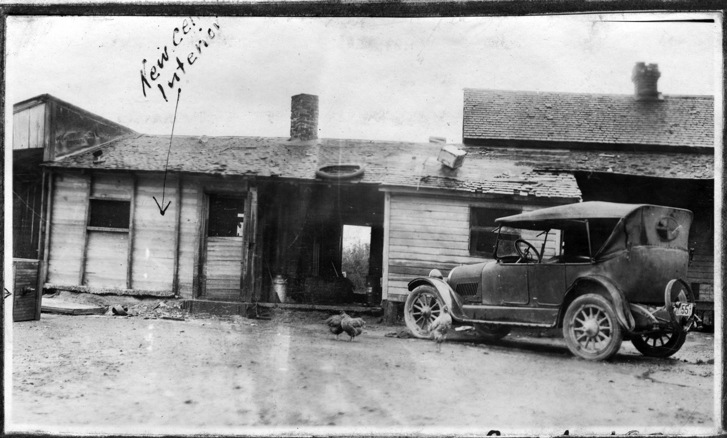 053~M. F. Hyatt Dairy New Milkhouse Sept 1920.jpg